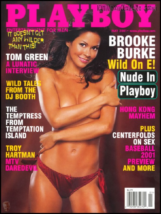 Brooke Burke nude pictures gallery, nude and sex scenes