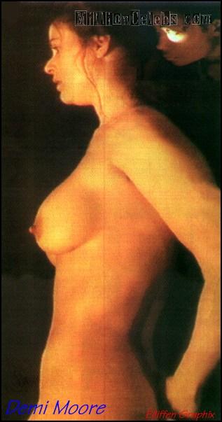Demi moor nude