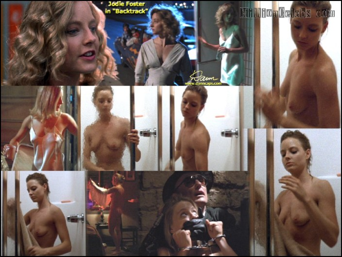 Jodie foster early nude scene