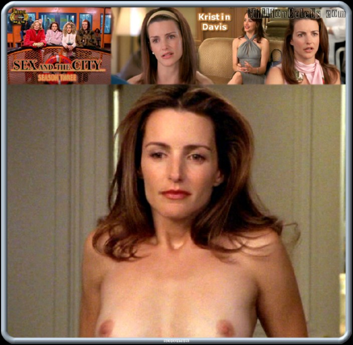 Criticising advise Sex scene kristin davis
