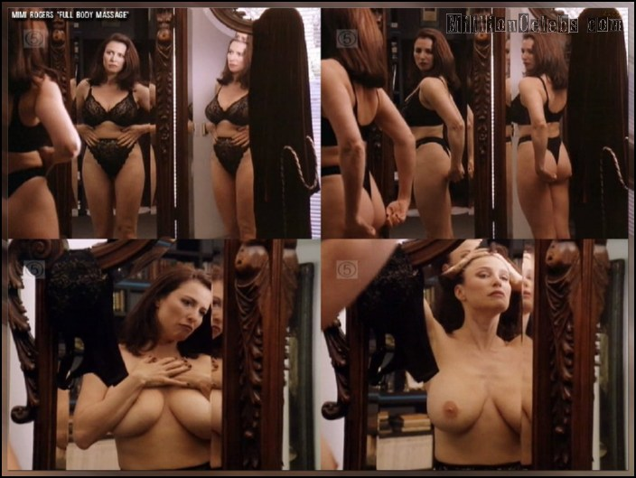 Think, mimi rogers shower nude think, that