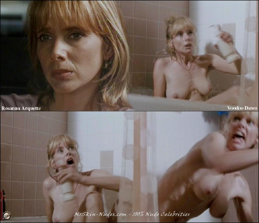 Rosanna arqutte nude