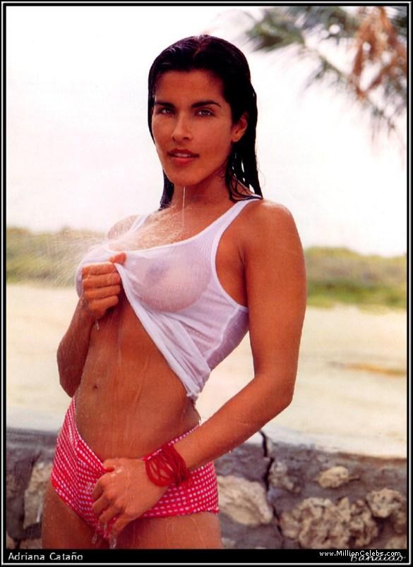 Adriana catano nude