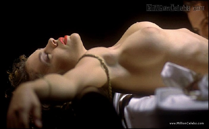 Alyssa milano poison ivy sex scene remarkable, very