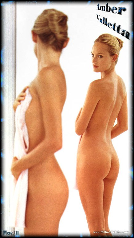 Have not amber valletta nude not hear