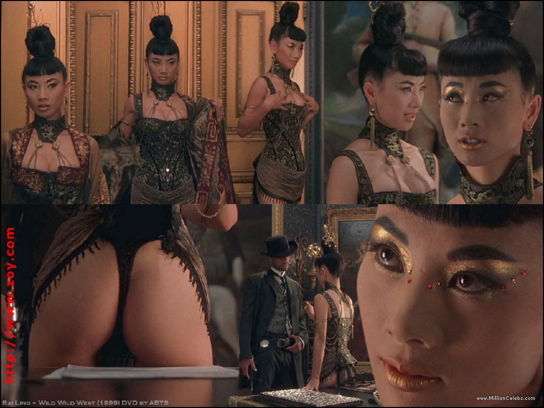 Bai Ling Sex Scenes