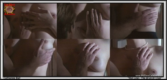 catherine bell sex scene