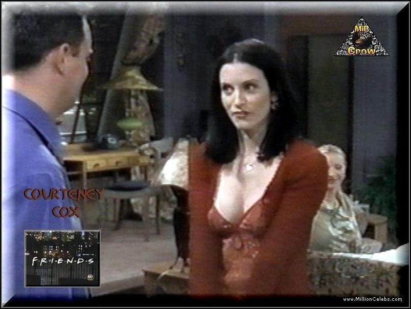 courtney cox sex scenes