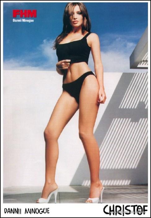 Girl looses bikini