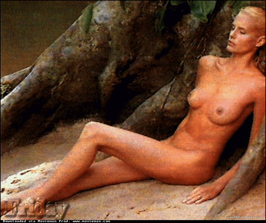 Pictures of daryl hannah nude discussion