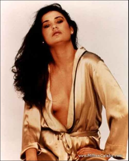 demi moore nude pictures gallery nude and sex scenes