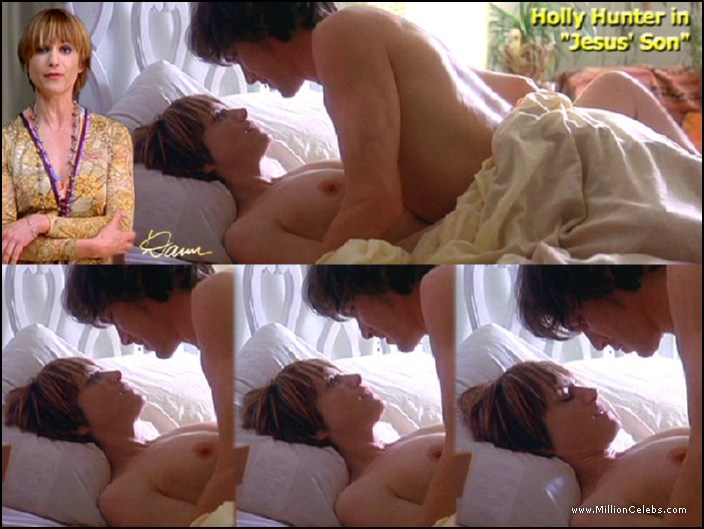Holly Hunter Sex Scenes 12