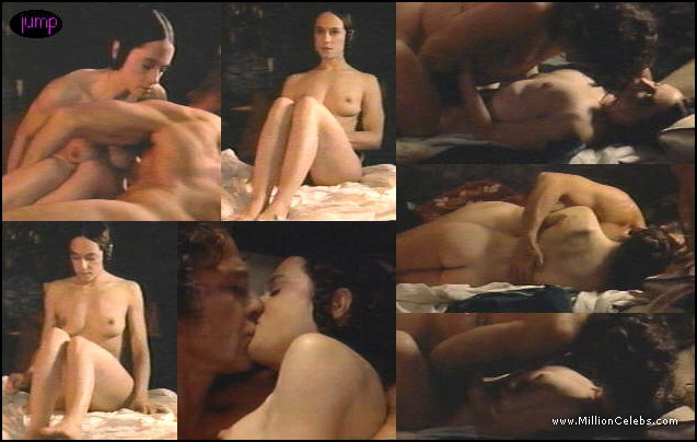 Holly hunter sex scene