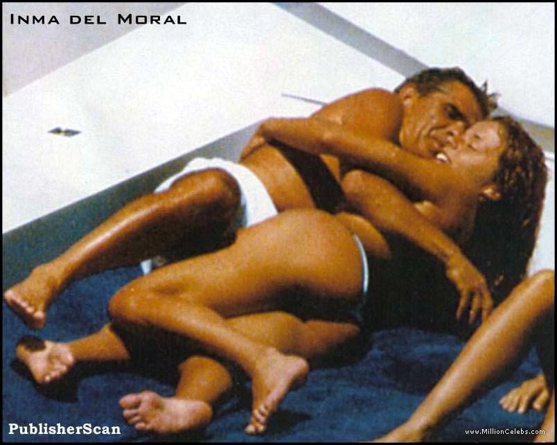Inma Del Moral Nude And Se Scenes