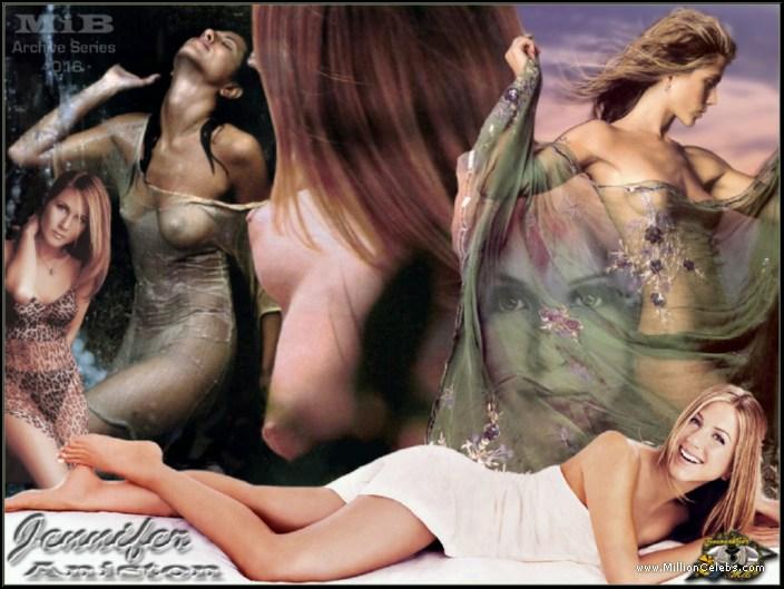 Jennifer aniston nude scene video loving couple