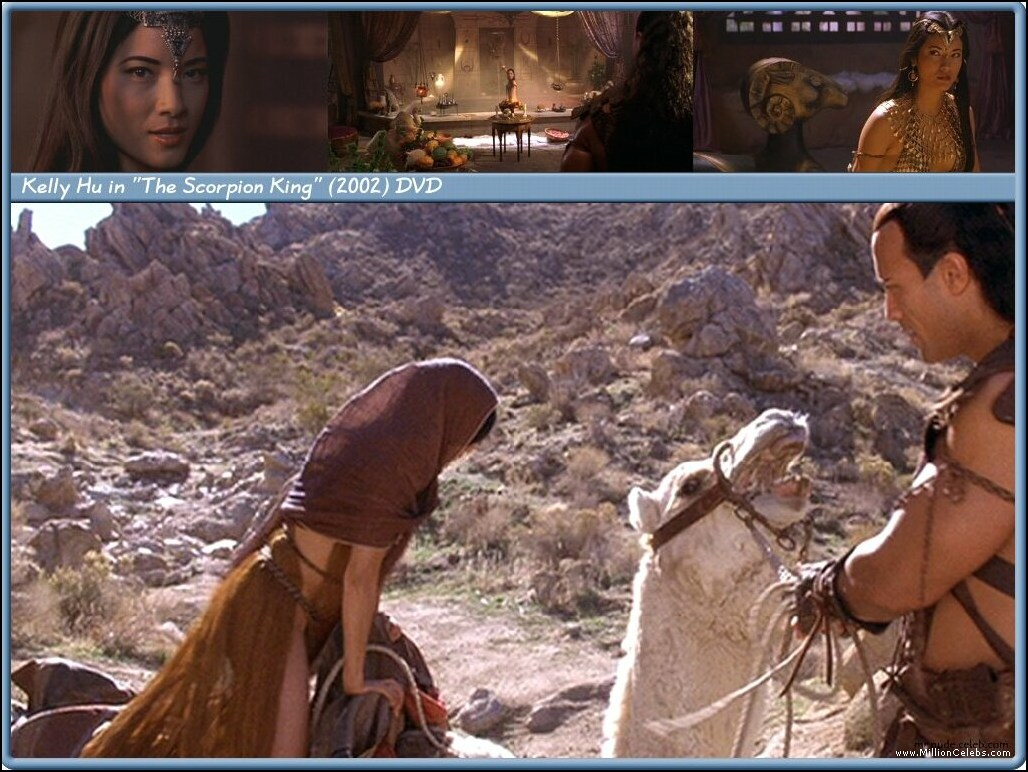 image Kelly hu the scorpion king Part 8
