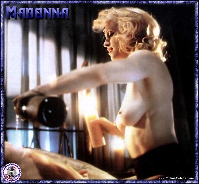 Madonna nude sex scenes confirm. happens