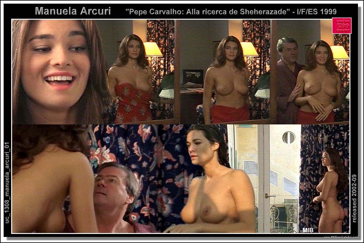 Manuela Arcuri Nude Movie Download 29