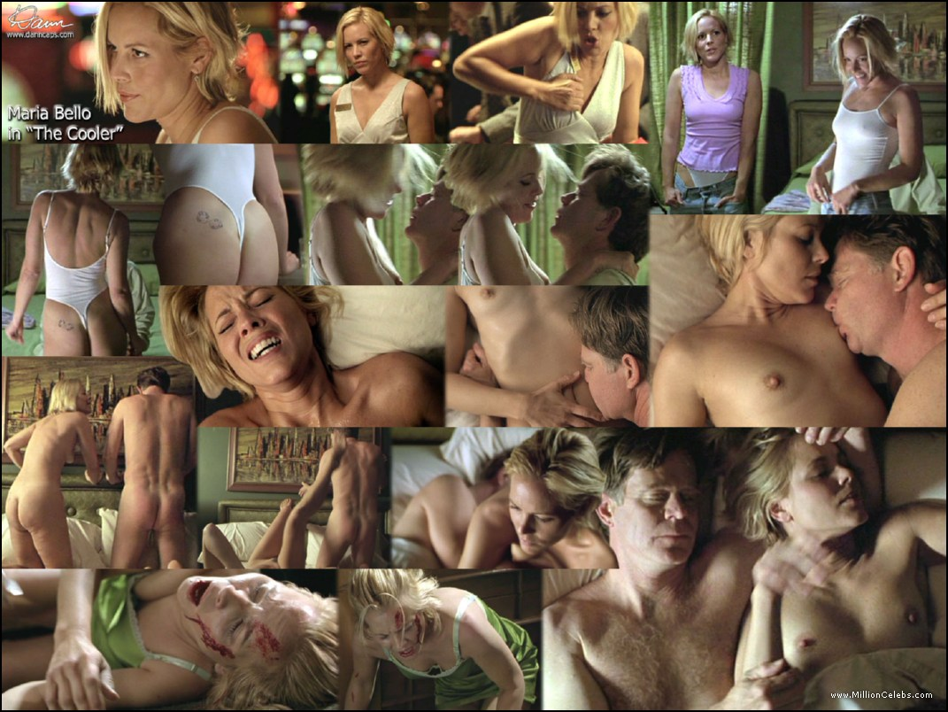 Maria Bello nude pictures gallery, nude and sex scenes
