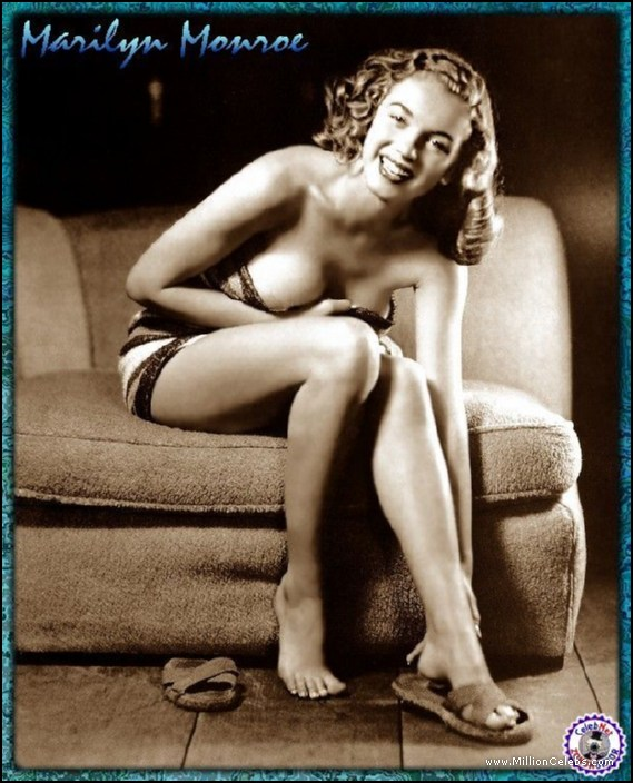 Marilyn monroe sex nude scene