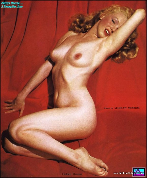 marilyn monroe naked hot sex