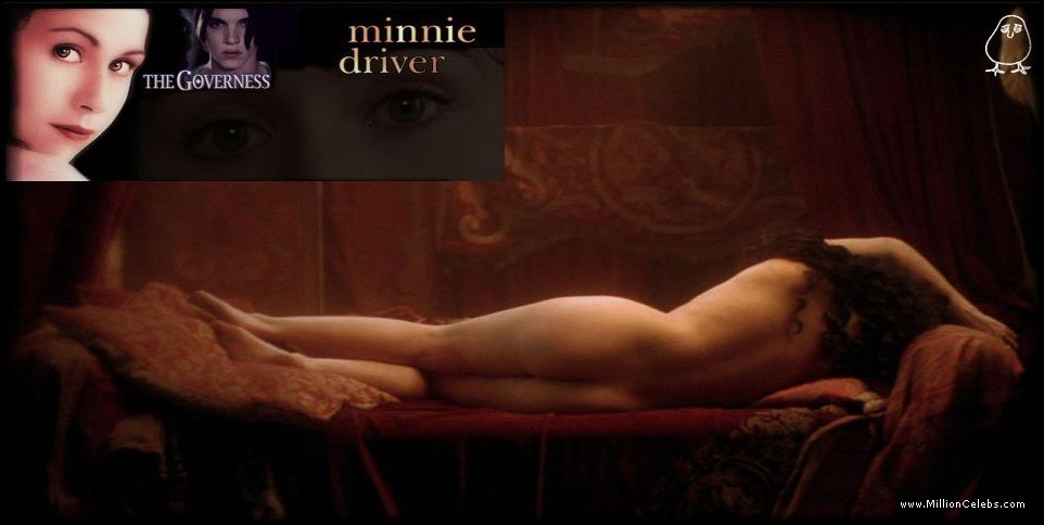 There similar nude minnie driver naked with you