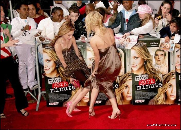 Beat off Olsen twins nude galleries very