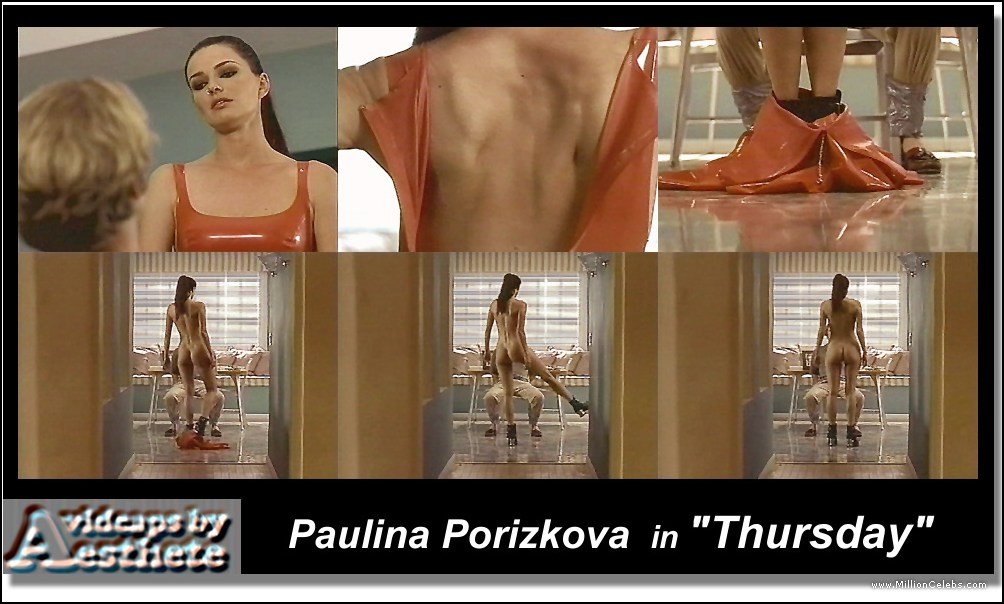 Paulina porizkova nude thursday
