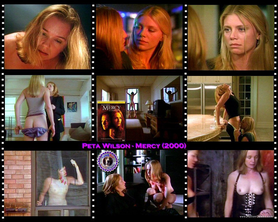 Peta Wilson nude pictures gallery, nude and sex scenes