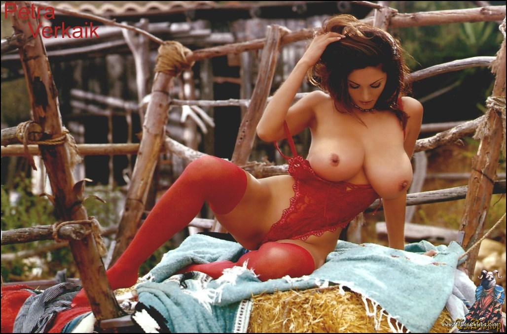 Petra Verkaik Sexy Big Tits Photos Big Boobs
