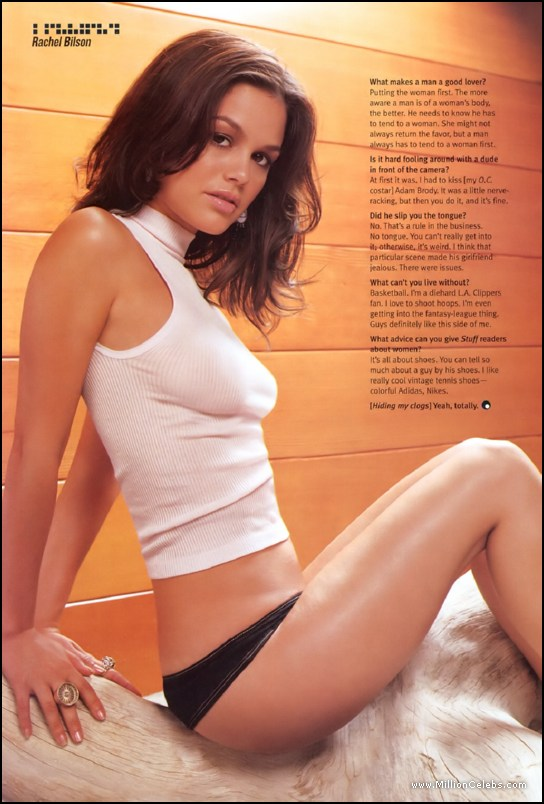 Rachel Bilson Naked