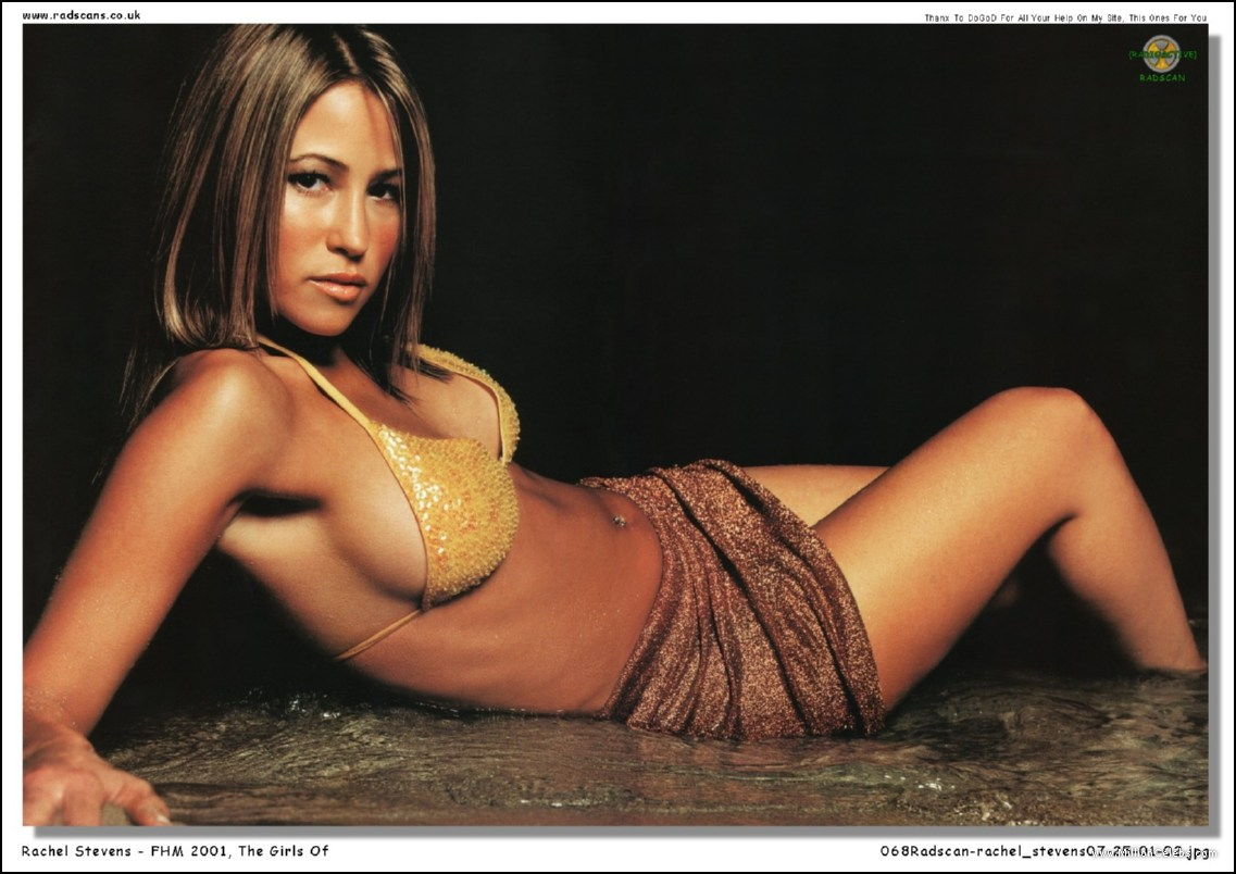 rachel stevens fake nude Francisco, Expressions