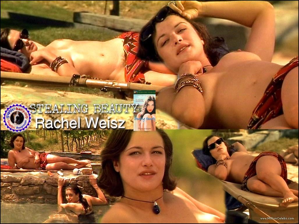 rachel weisz 08 Rachel Weisz with a Snake