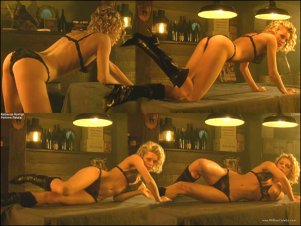 Hot celeb sex scene