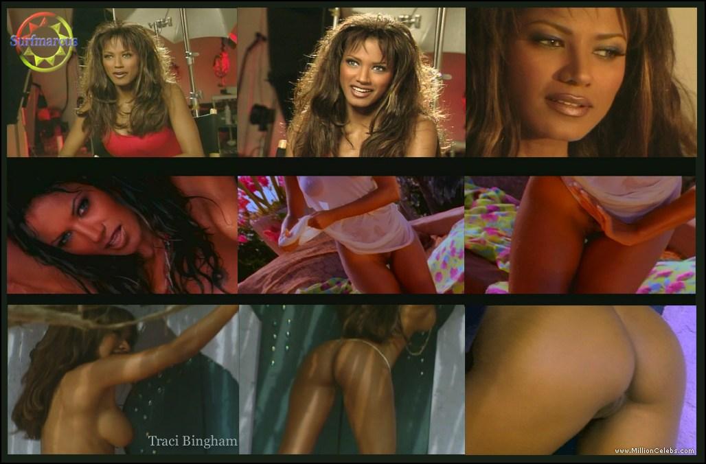 Traci bingham sex scene