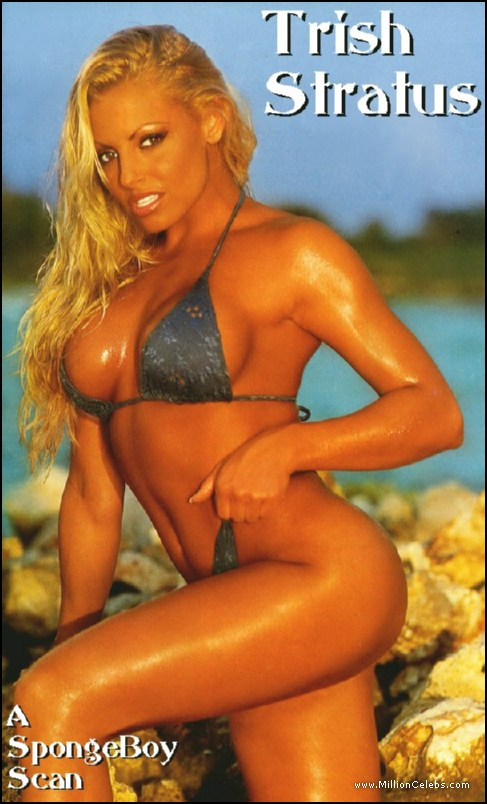 wwe diva trish nude verjin photos