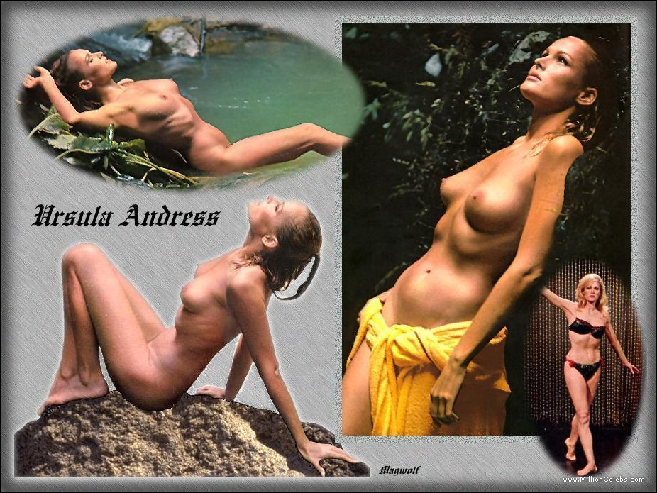 Ursula andress naked