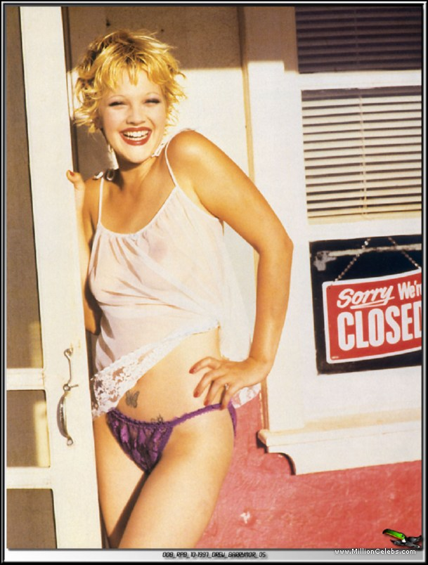 Drew Barrymore Nude And Se Scenes