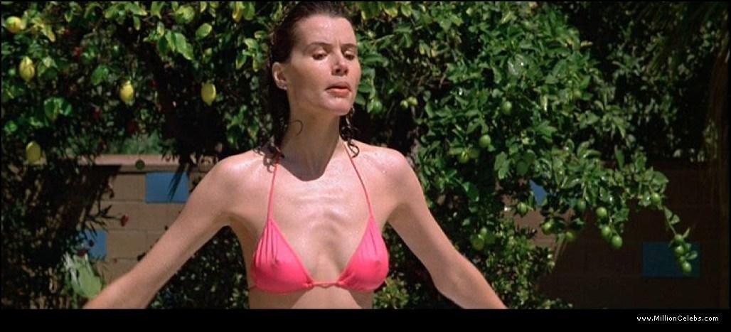 images movies nude Geena davis