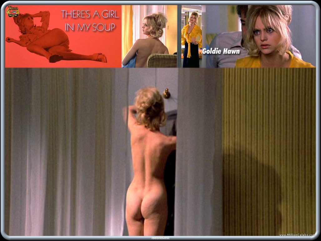 Celebrity Goldie Hawn Movie Nude Review