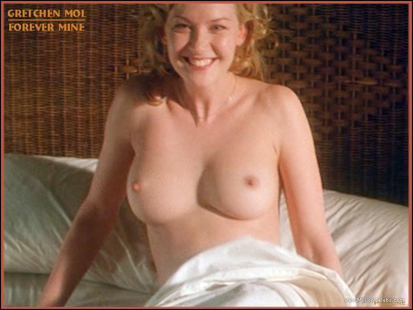 Gretchen mol nude fakes