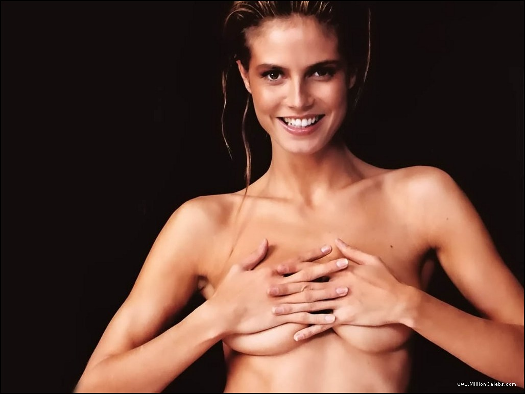 Speaking, would heidi klum nude sex