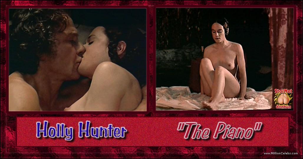 Холли хантер секс сцены