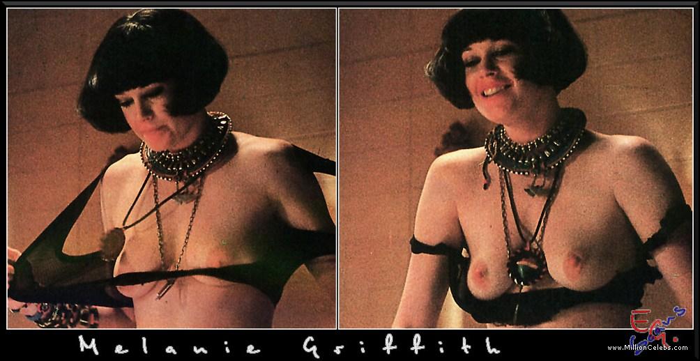Celebrity griffith melanie nude
