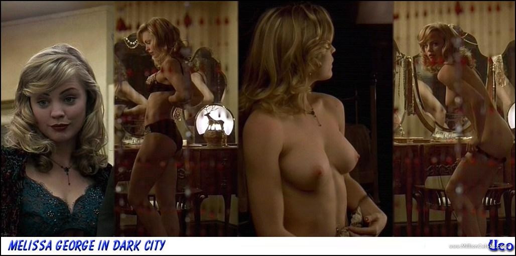 image Melissa george nude dark city 1998