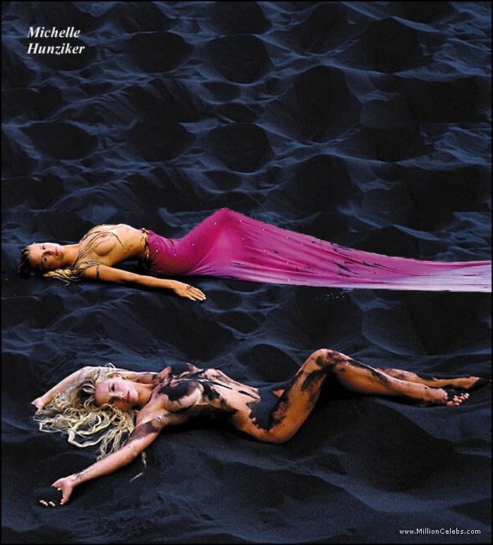 naked black yoga babes