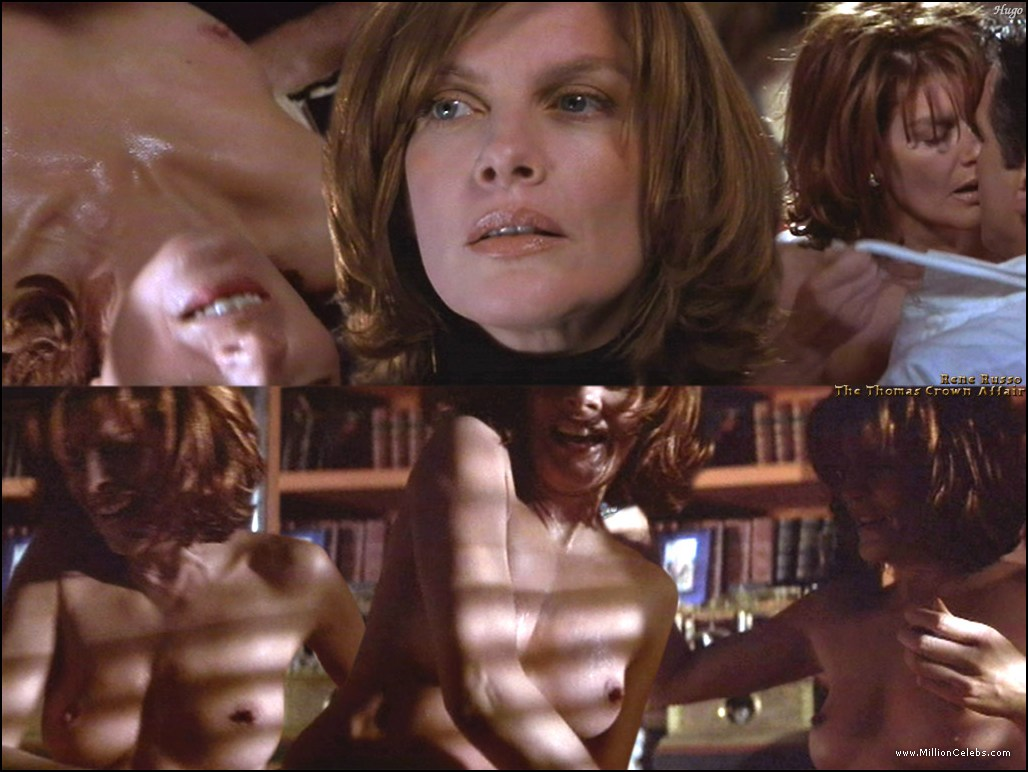 Rene Russo - The Thomas Crown Affair - XVIDEOSCOM