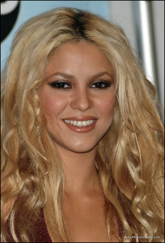 Shakira Nude and sex scenes