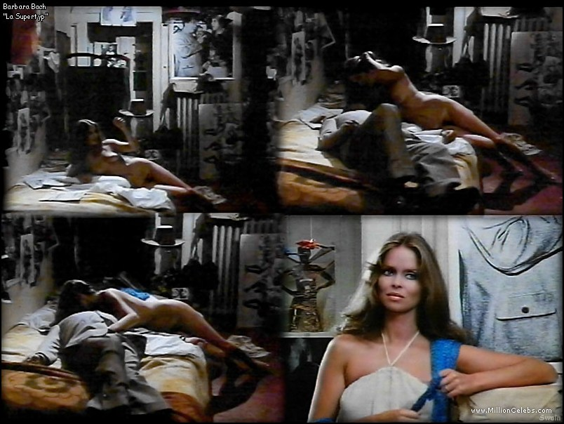 Have Barbara bach sex scene