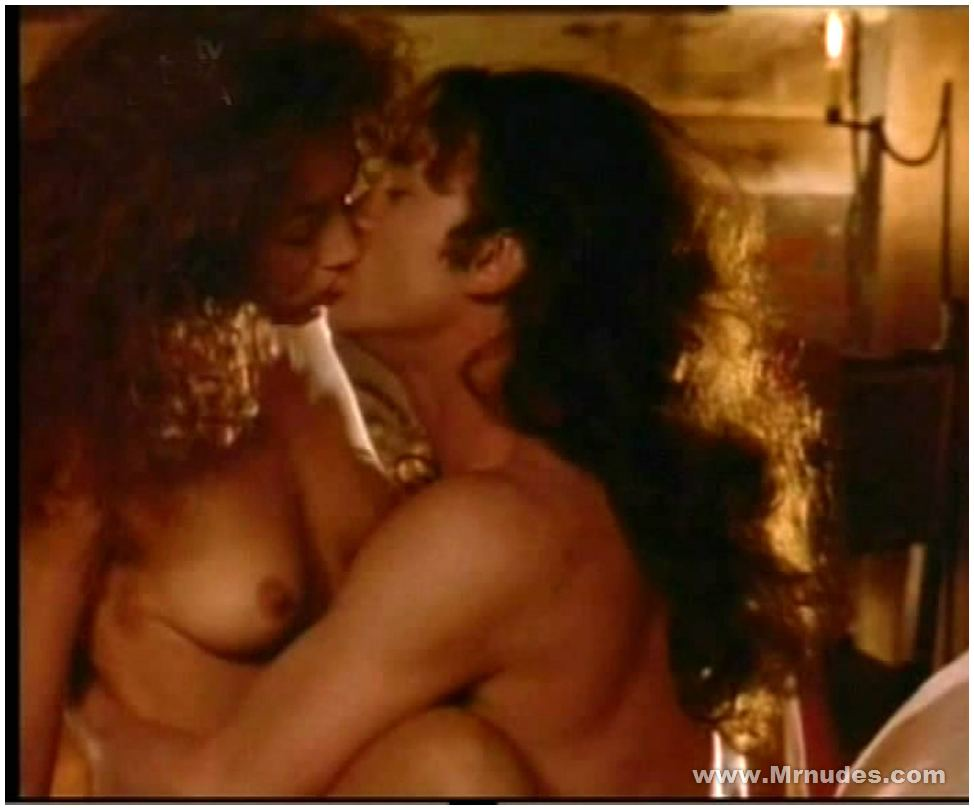 Suck those alex kingston naked